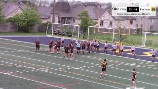 Diffusion en direct de CRQ - Club de Rugby de Québec