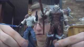 Star Wars Expanded Universe Yuuzhan Vong & Kyle Katarn comic pack review