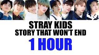 Gambar cover [ 1 HOUR LOOP ] Stray Kids – 'Story That Won't End' (끝나지 않을 이야기)