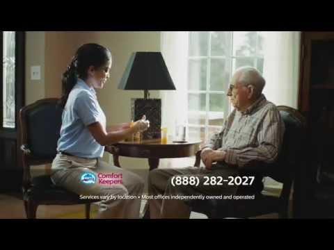 Comfort Keepers National TV Spot, Health Wellness - 15 Seconds
