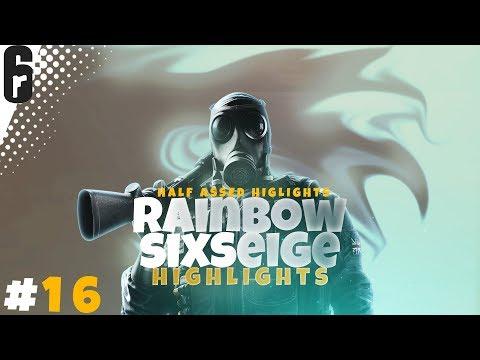 Rainbow Six Siege Highlights #16: Quick 1v4