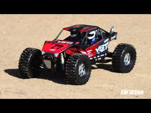First Drive With Axial's Super-Sized Yeti XL Monter Buggy