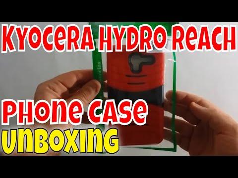 Kyocera Hydro Reach Video clips - PhoneArena