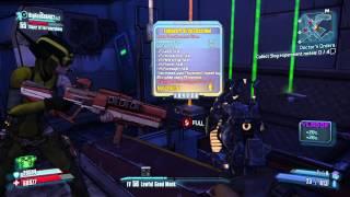 Borderlands 2: legendary siren class mod drops from chest!!!