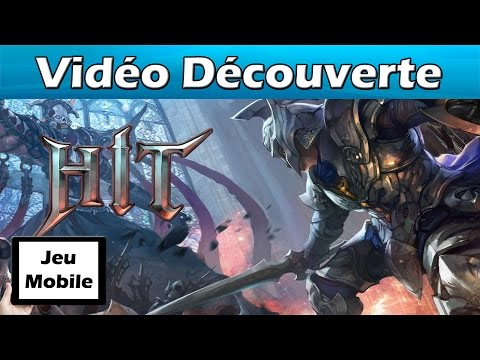 Découverte - HIT - Heroes of Incredible Tales FR