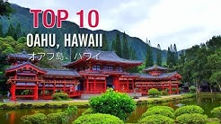 My TOP 10 Places To Visit In OAHU, HAWAII