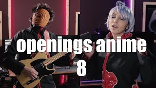 Mix Openings Anime #8 [ESP/ENG] Covers!