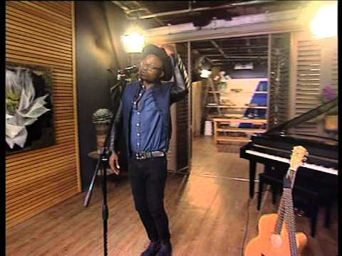 Tresor performs 'Never Let Me Go' in Studio