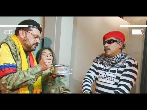 El guerrillero y sus compañeros fueron a visitar al camarada Sanduich  Voz Populi Te Ve