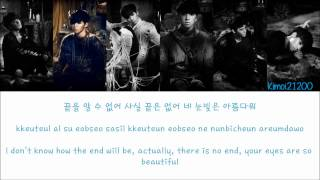 VIXX - Beautiful Killer [Hangul/Romanization/English] Color & Picture Coded HD