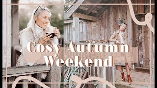 A COSY AUTUMN WEEKEND // Fashion Mumblr Vlog