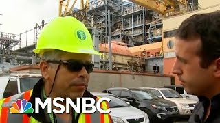 Crisis Lingers In Puerto Rico Even One Month After Hurricane Maria | Velshi & Ruhle | MSNBC thumbnail
