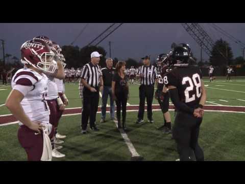 Chapman Football vs Trinity - Full Game Broadcast