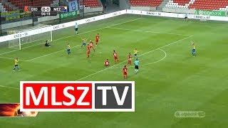 Cseri Tamás gólja a DVTK - MEZŐKÖVESD ZSÓRY FC mérkőzésen