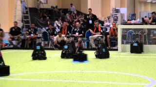 RoboCup MSL 2011 Istanbul