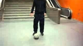 финты футбола уроки 2