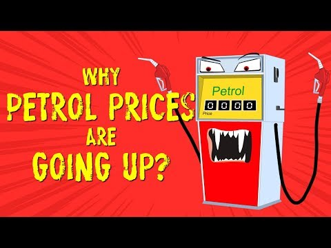Petrol prices: Why consumers still pay high prices despite lower prices of crude oil