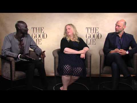 The Good Lie: Ger Duany, Sara Baker, & Corey Stolll