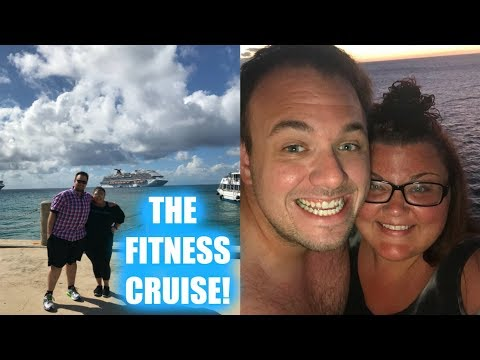 THE FITNESS CRUISE! GRAND CAYMAN, COZUMEL, + MORE! Part 2 || ♡