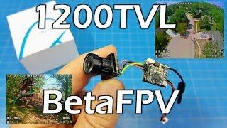 Flight View - 1200TVL BetaFPV