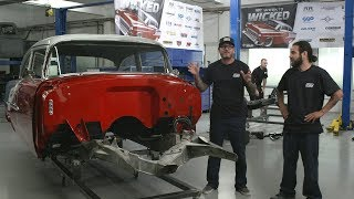 CPP Super Chevy Week To Wicked: 1955 Chevy—Day 1