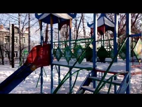 Камера TeXet TM-4577 (camera Test): пример видео в 720p, HD