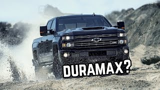 I ALMOST bought a Duramax instead of my Powerstroke