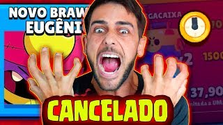 MEU EUGÊNINHO!!! FUI TROLLADO PELA SUPERCELL NO BRAWL STARS