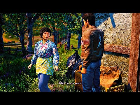 SHENMUE III - Gameplay Walkthrough Part 1 | Introduction & Story
