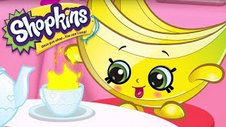 SHOPKINS Cartoon - FIRE!!! | Cartoons For Children