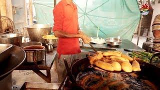 Rajasthani Famous Mirchi vada Latest | Mirchi vada Recipe | Mirchi Bhajji | Delicious Food