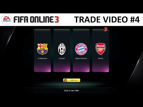 I got a +8 from trade! Ultimate trade compilation   FIFA Online 3
