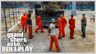 GTA 5 ROLEPLAY - Prison Life & Community Service | Ep. 11 Criminal
