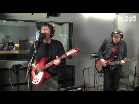 """The Clientele """"Never Anyone But You"""" Live on Soundcheck"""