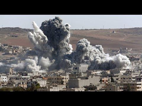 Duży atak rakietowy na Syrię i stolice Damaszek mamy już za sobą