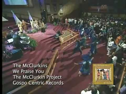 The McClurkin Project - We Praise You (Live)