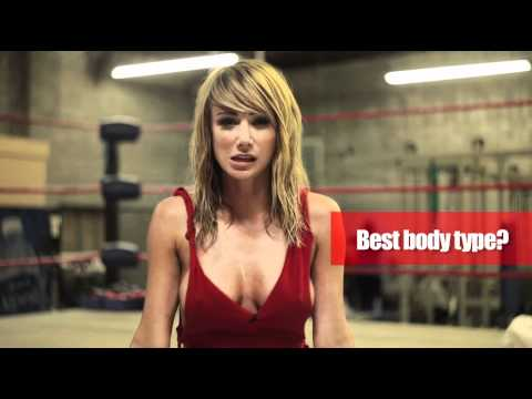 Sara Jean Underwood - Mens Fitness photoshoot behind the scenes