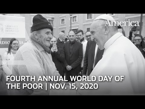 The World Day of the Poor 2020