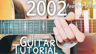 2002 Anne Marie Guitar Lesson for Beginners // 2002 Guitar // Lesson #469
