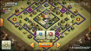 New world record   Clash of clans   Last five minutes clan war