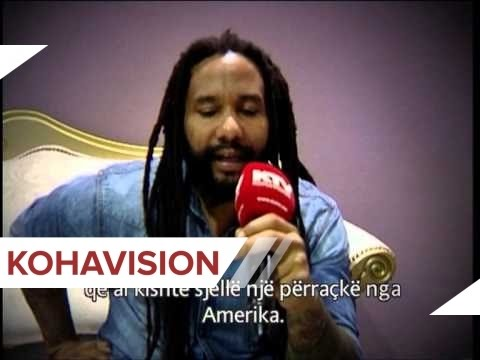 Ky-Mani Marley Interview Express Summer