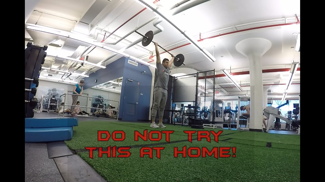 Crossfit workouts for commercial gyms eoua
