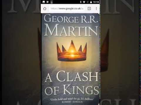 A Clash Of Kings-a Song Of Ice And Fire Audiobook  Chapter 21 Part 1