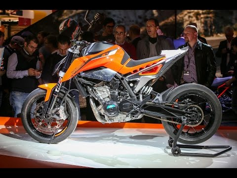 EICMA 2016 All new -2017- motorcycle models walkaround!
