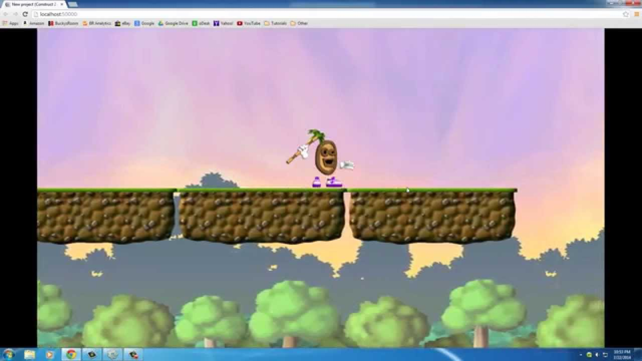 how to add animation construct 2