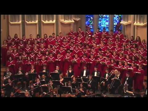 The St. Olaf Chapel Choir -