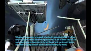 Portal 2 - Alternate Ending (BAD)