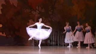 Natalia Osipova - Giselle Act 1 Variation