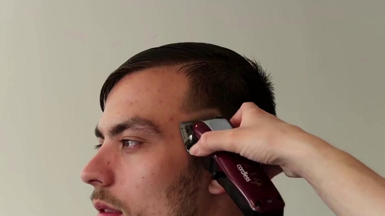 Zero Fade Haircut Tutorial By Barber Girl