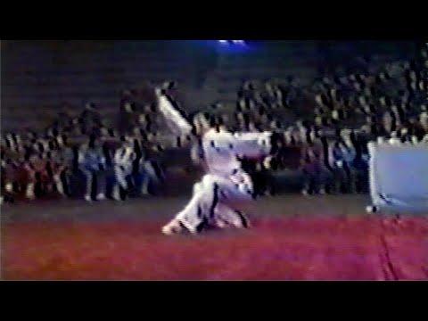 【武術】1984 男子長拳 (3/3) / 【Wushu】1984 Men Changquan (3/3)